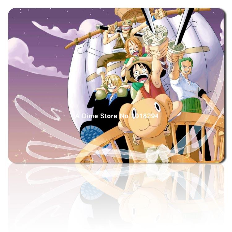 one piece mouse pad 2016 new mousepad laptop anime mouse pad gear notbook computer gaming mouse pad gamer play mats