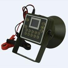 Водонепроницаемый MP3 плеер со встроенным 60 Вт Динамик в комплекте 340 песен 6 Язык ЖК-дисплей Дисплей цифровая клавиатура Управление открытый desertproof