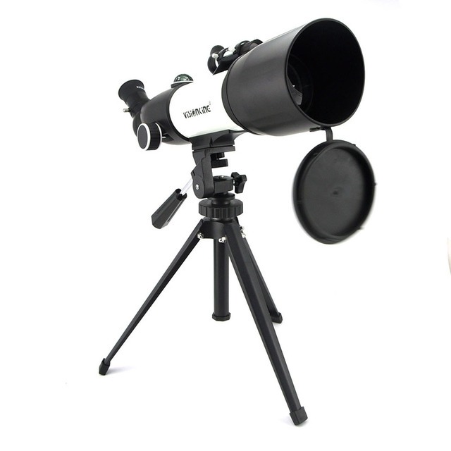 Visionking Astronomical Telescope 70350 Professional Space Observe Saturn Ring Jupiter Moon Refractive Astronomical Telescope