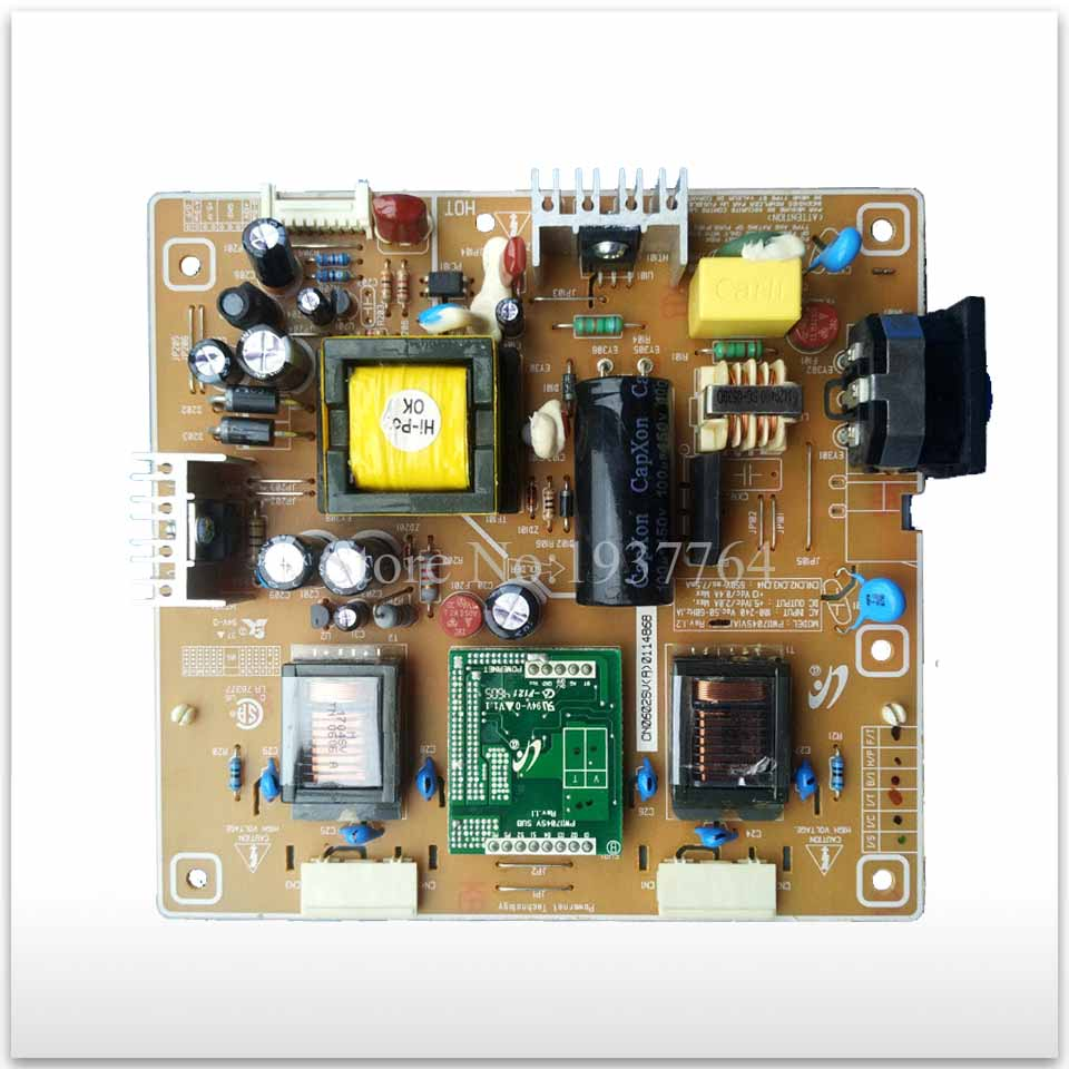 все цены на High pressure plate power supply board 740N 731BF 940N 931BW 931BF 940BW PWI1704SV used board онлайн