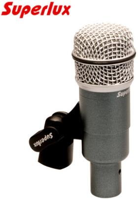 Superlux PRO228A Drum dedicated microphone dynamic instrument microphone
