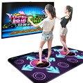 Горячие Продажи Двойной Танец Колодки коврики для ПК TV Dance Игры, супер танцор на компьютере, ПК на Двойной Танец колодки