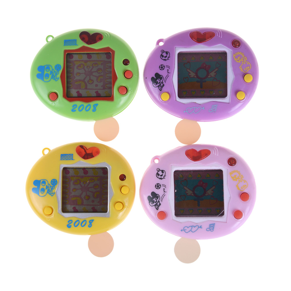 NEW Virtual Network Digital Electronic Pet Funny Toy Handheld Game Gift For Kids Children