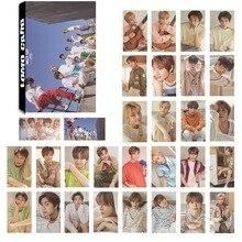 30 шт./компл. K-POP NCT127 NCT мечта ломо карты плакат самодельные бумажные фото карты вентиляторы коллекция подарков