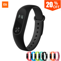 Original Xiaomi Mi Band 2 Wristband Bracelet With Smart Heart Rate Tracker OLED Display Touchpad Sport