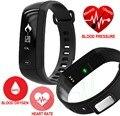 M2 banda inteligente pressão arterial de oxigênio oxímetro de pulso heart rate monitor de esporte da aptidão pedômetro pulseira smartband pk fitbit banda mi 2