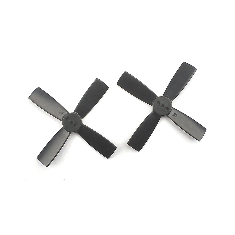 10 Pairs/set <font><b>2035</b></font> 50mm <font><b>Propellers</b></font> ABS <font><b>Propellers</b></font> 1.5mm Mounting Hole For RC 80-110 FPV Racing Frame F20439/44 image