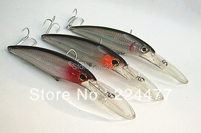 14cm /44g Deep Dive Suspension Type Fishing Lure Hard Baits Big Game Fishing Tackle China Hook Sea Casting Lures
