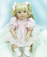 20 inch high quality vinyl soft doll baby girl born