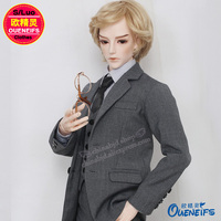 OUENEIFS Free Shipping The Boy Suit Sports Leisure Sweater Pants 1 3 Bjd Sd Doll Clothes
