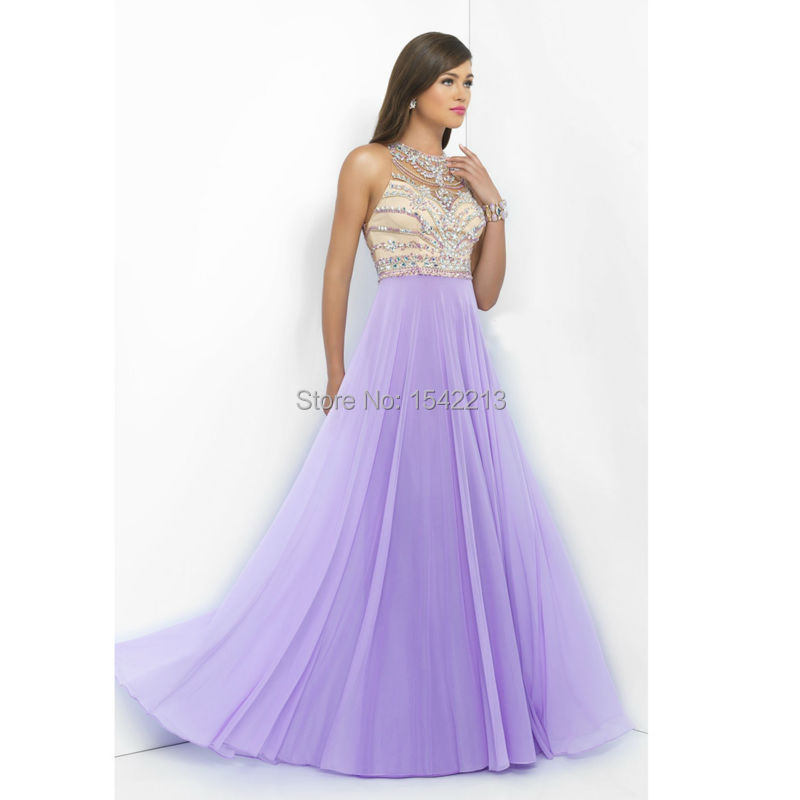 Compare Prices on Light Purple Prom Dresses- Online Shopping/Buy ...