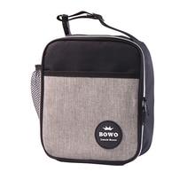 Премиум термоизолированные мини-сумочка для завтрака   школьная коробка для обеда для мальчиков, девочек, детей, взрослых   мягкий герметичный вкладыш   компактный обед