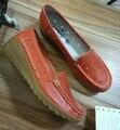 Zapatos de las cuñas de las mujeres de Las Señoras mocasines madre Enfermera Zapatos de Trabajo Oficina de Carrera