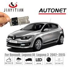 Jiayitian заднего вида Камера для Renault Laguna III Лагуна 2 Laguna 3 2007 ~ 2015/Обратный Камера/ccd/ ночное видение/license plat Камера