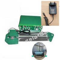 Contrôleur de berceau électrique pilote de berceau oscillant avec adaptateur allemagne alimentation externe contrôleur de berceau de pilote de berceau pratique