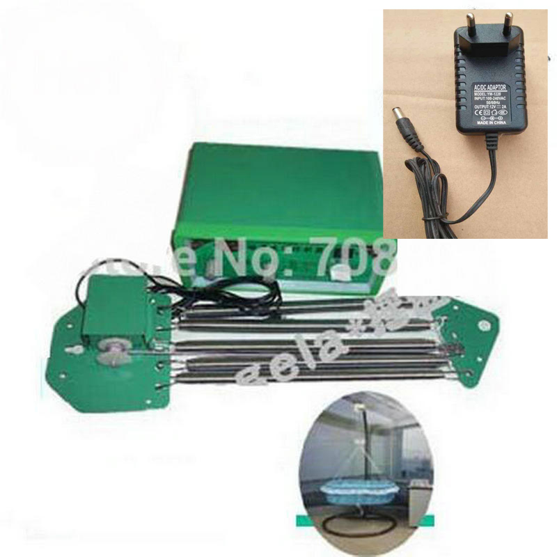 Elektrischer Cradle-Controller Swinger-Cradle-Treiber mit Deutschland-Adapter Externe Stromversorgung Praktischer Cradle-Treiber Cradle-Controller