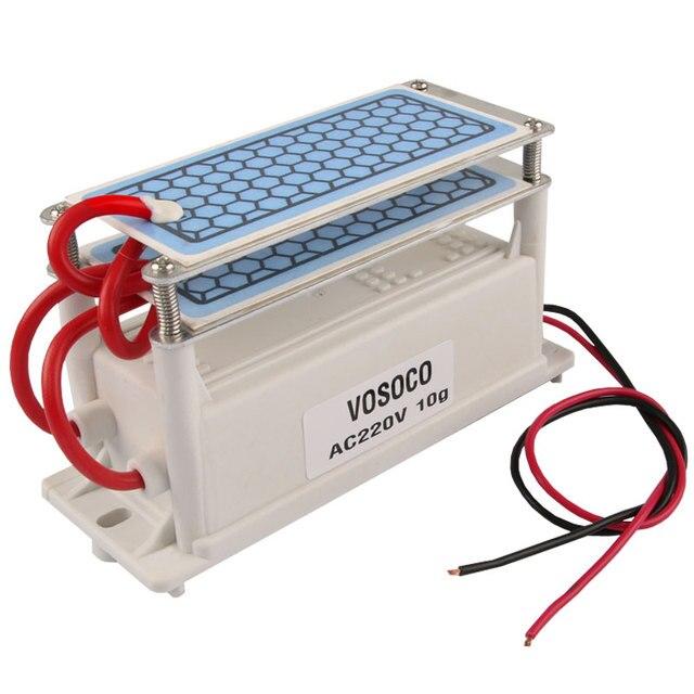 Очиститель воздуха для дома, генератор озона, 220 В/110 В, 10 г, озонатор, очиститель воздуха, озонатор, Устранитель запахов, стерилизация