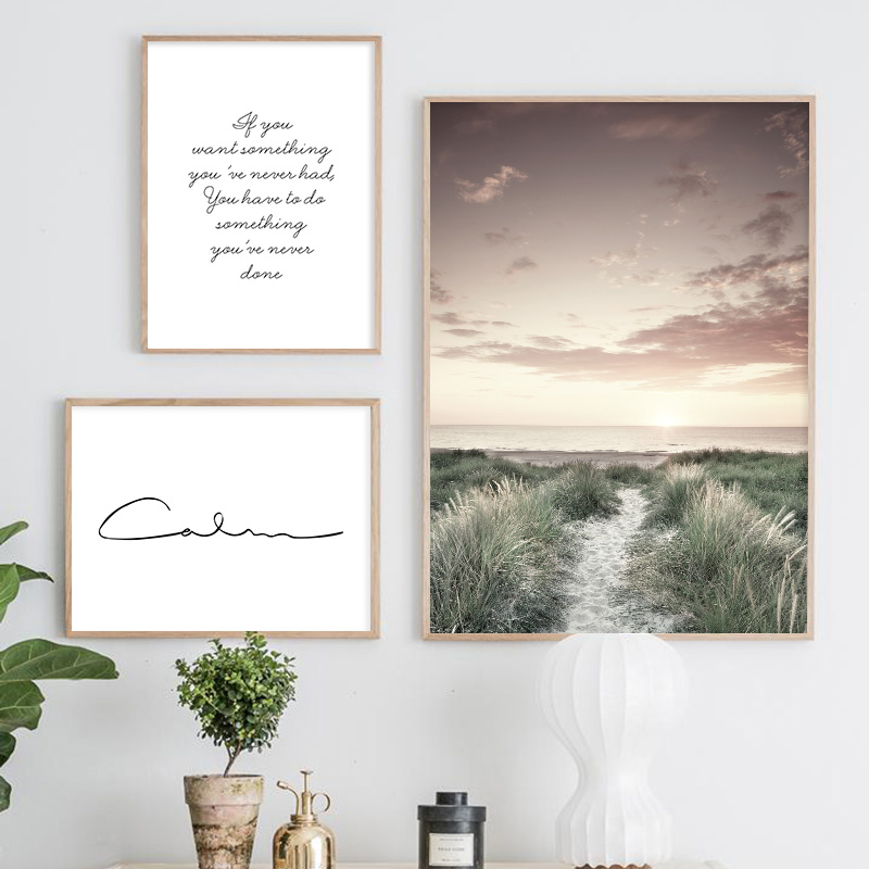 Grass Field Sunset Canvas Nordic Poster Nature Wall Art Print Landscape Painting Decorative Picture Scandinavian Home Grass Field Sunset Canvas Nordic Poster Nature Wall Art Print Landscape Painting Decorative Picture Scandinavian Home Decoration