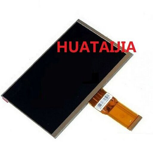 New LCD Display Matrix For 7 Archos 70 Platinum TABLET 1024*600 LCD Screen Panel Module Replacement Free Shipping new lcd display matrix for 7 archos 70b copper tablet inner lcd display 1024x600 screen panel frame free shipping