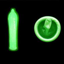 Wysokiej jakości 3 pcs Luminous prezerwatywy + 4 szt ultracienkich prezerwatywy fluorescencji specjalne prezerwatywy medycznych tematyczne smar Sex zabawki tanie tanio duai Luminous Condoms glow condoms fruit flavor 7 pcs super thin Smary Luminous Condoms 7 pcs
