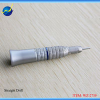 35000RPM Micromotor E Type Motor Tool Connection Accessories Straight Handpiece For Nail Art Manicure Wood Metal
