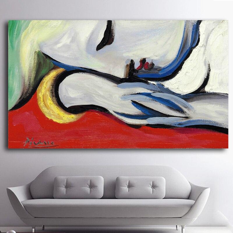 Popular art prints picasso buy cheap art prints picasso for Buy modern art prints