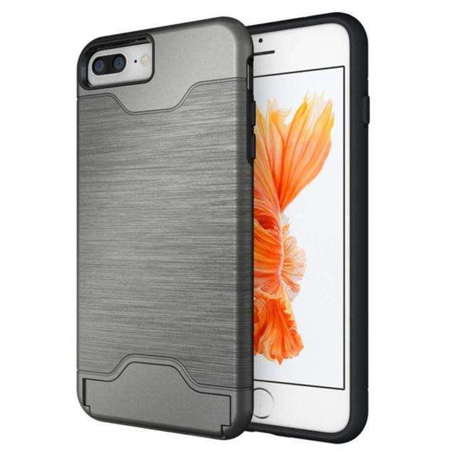 Case iPhone 7/7Plus różne kolory