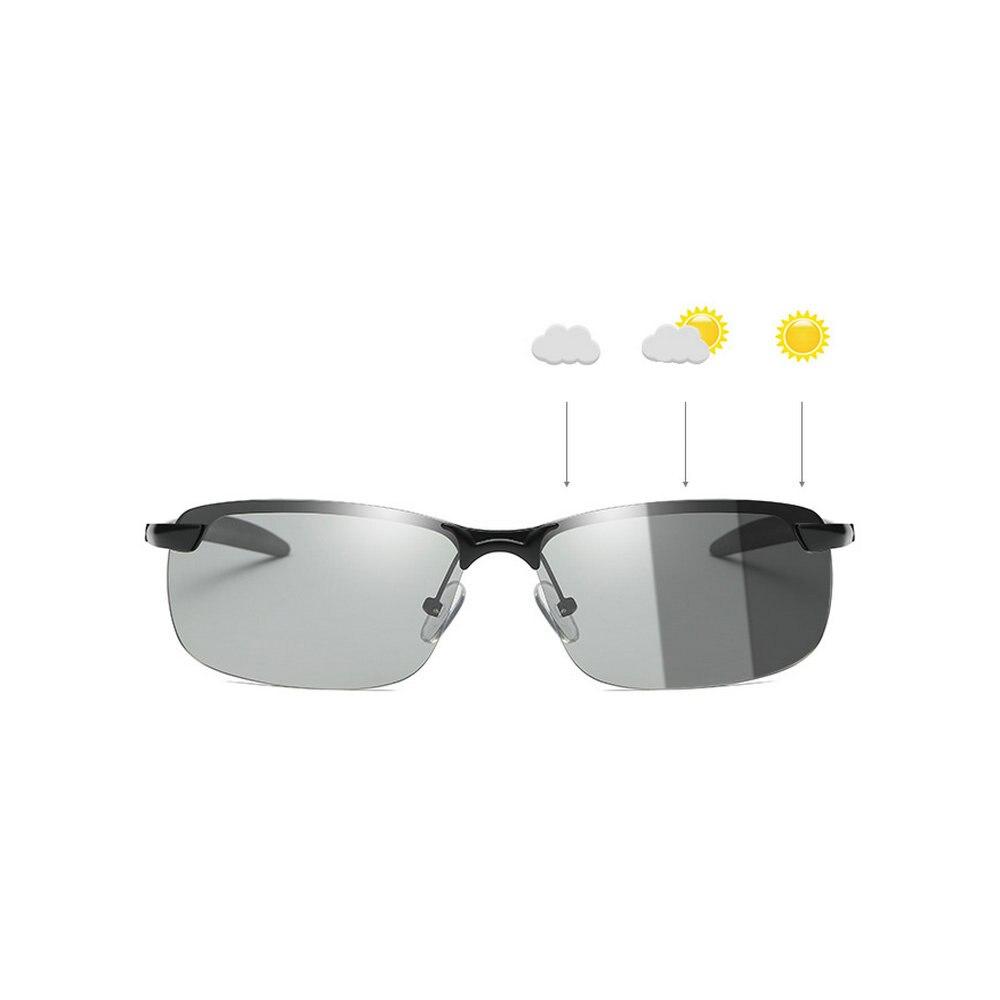 bb238e161da84 MINCL drivers Disfarçado de Lentes fotocromáticas polarizada dia e noite  condução óculos de sol clássicos 62mm gyw em Óculos de sol de Acessórios de  ...