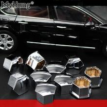 Новинка 16 шт. колпачок на винт для ступицы колеса специальная защитная крышка для винта колеса для Peugeot 207 3008 301 307 308 2008 408 508 207