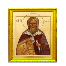 Diamond Embroidered Mosaic Religious Man Rhinestone 5D Diy Drawing Idol Of Cross-Stitch Leader.