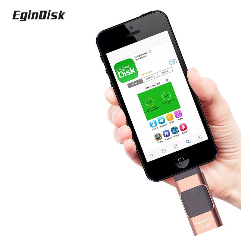 2017 External Storage Devices For For iPhone 5/5s/5c/6/6s ...