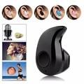 Mini estilo stealth telefone fone de ouvido bluetooth v4.0 stereo headset handfree sem fio universal para iphone para samsung xiaomi lg