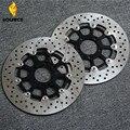 motorcycle rear brake disc rotor disk aluminum alloy arashi brake disc For SUZUKI TL1000 1997 1998 1999 2000 2001 2002 2003