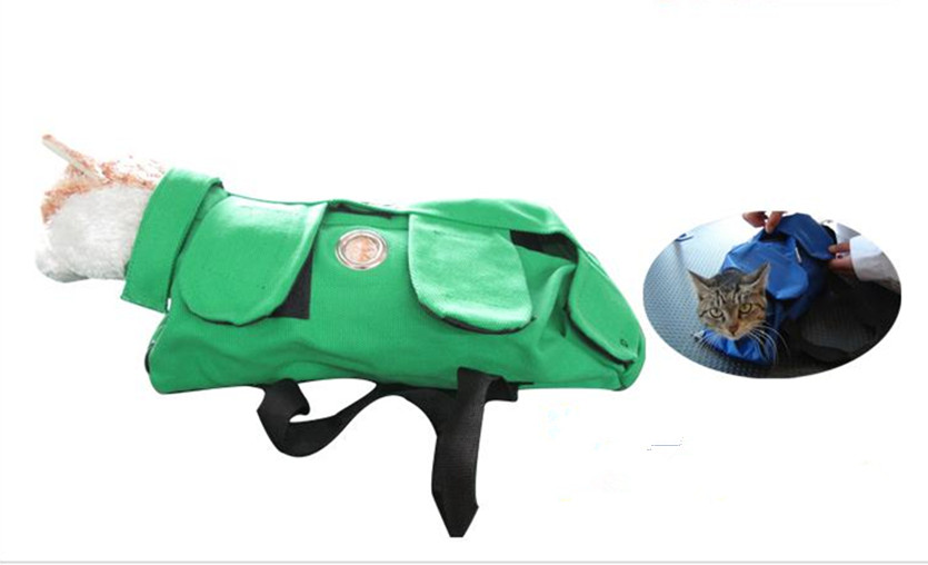 veterinary fixation bag for small animals,pets health care for Patient Monitor,Blood Press Monitor,cat dog use Free shipping 3 pack advanced oral care senior dental kit size small dog catalog category dog health care