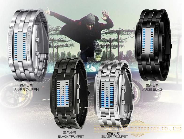 LED watch09