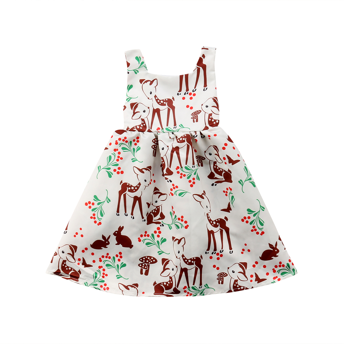 100% QualitäT Neugeborenen Kleinkind Baby Mädchen Sommer Floral Kleider Prinzessin Party Kleid Sommerkleid Kleidung