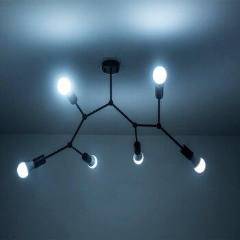 Nordic Modern LED Ceiling Chandelier Light