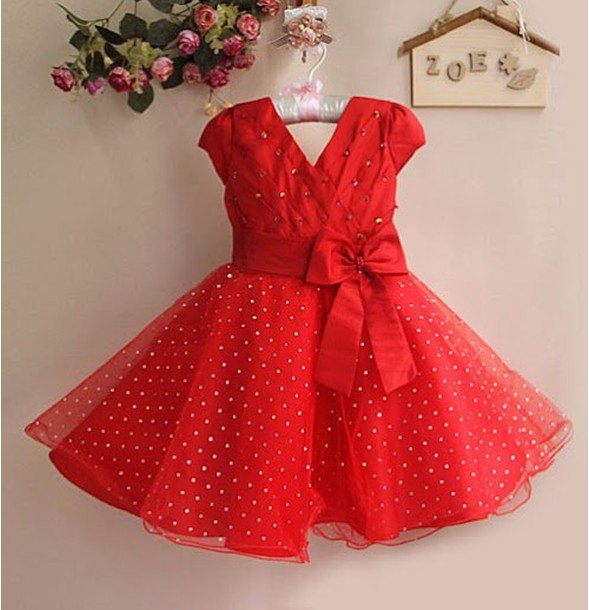 76b683a8f Children Girl Party Dresses New Fashion 2016 Baby Girls Summer ...