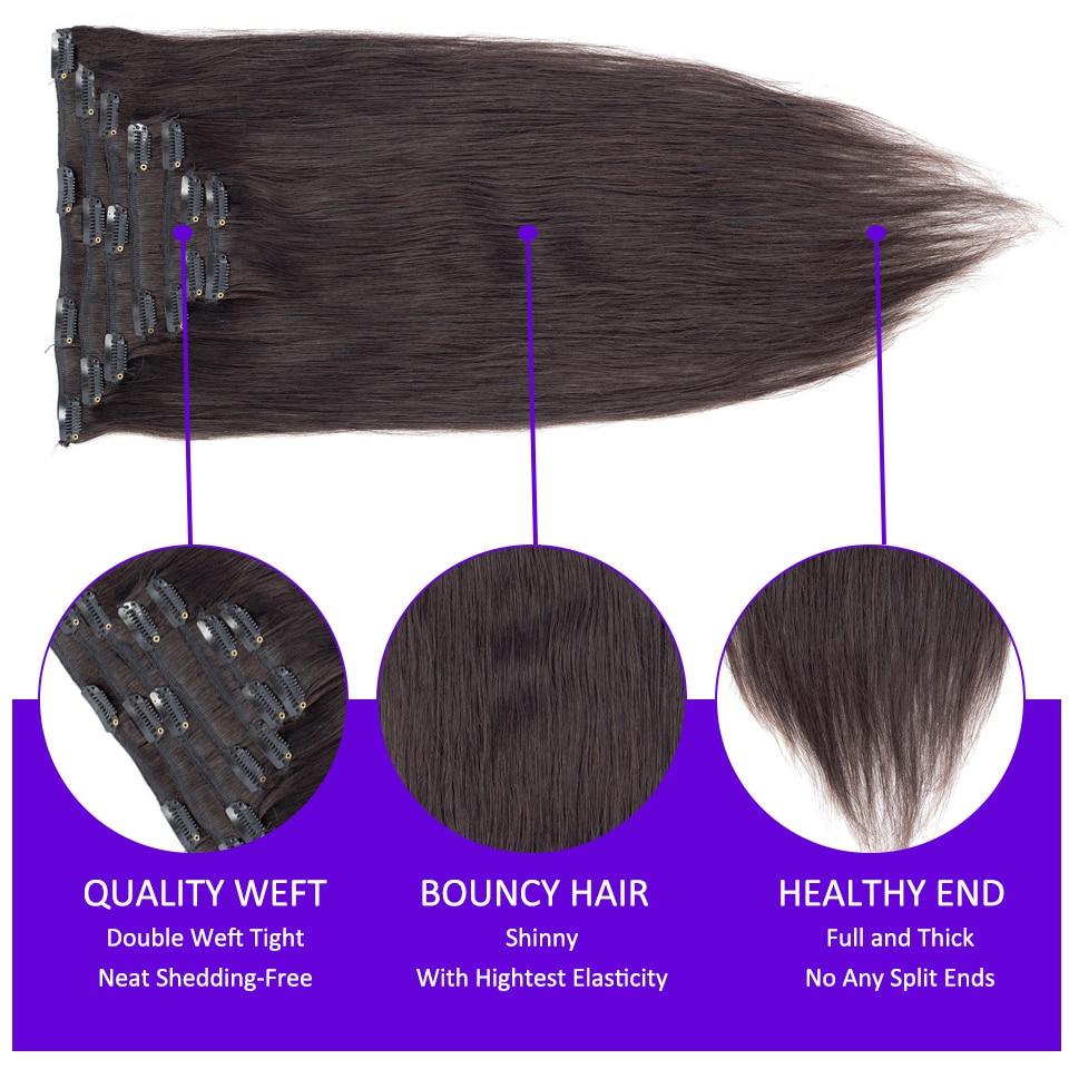 6A Brazīlijas Virgin Hair 16