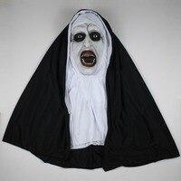 Страшные маски монашек #3