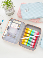 Multifunctional Creative Pencil Bag Simple Girls Small Fresh Cute Box Male High School Student
