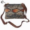 Lady Purse Clutch Zipper Coin Purses Serpentine Mini Bags Women Handbag Shoulder Bag Small Crossbody Messenger Bags Bolso Mujer