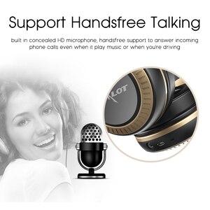 Image 5 - ZEALOT B20 스테레오 무선 헤드폰 블루투스 헤드셋 HiFi 저음 핸즈프리 iOS 안드로이드 전화 마이크