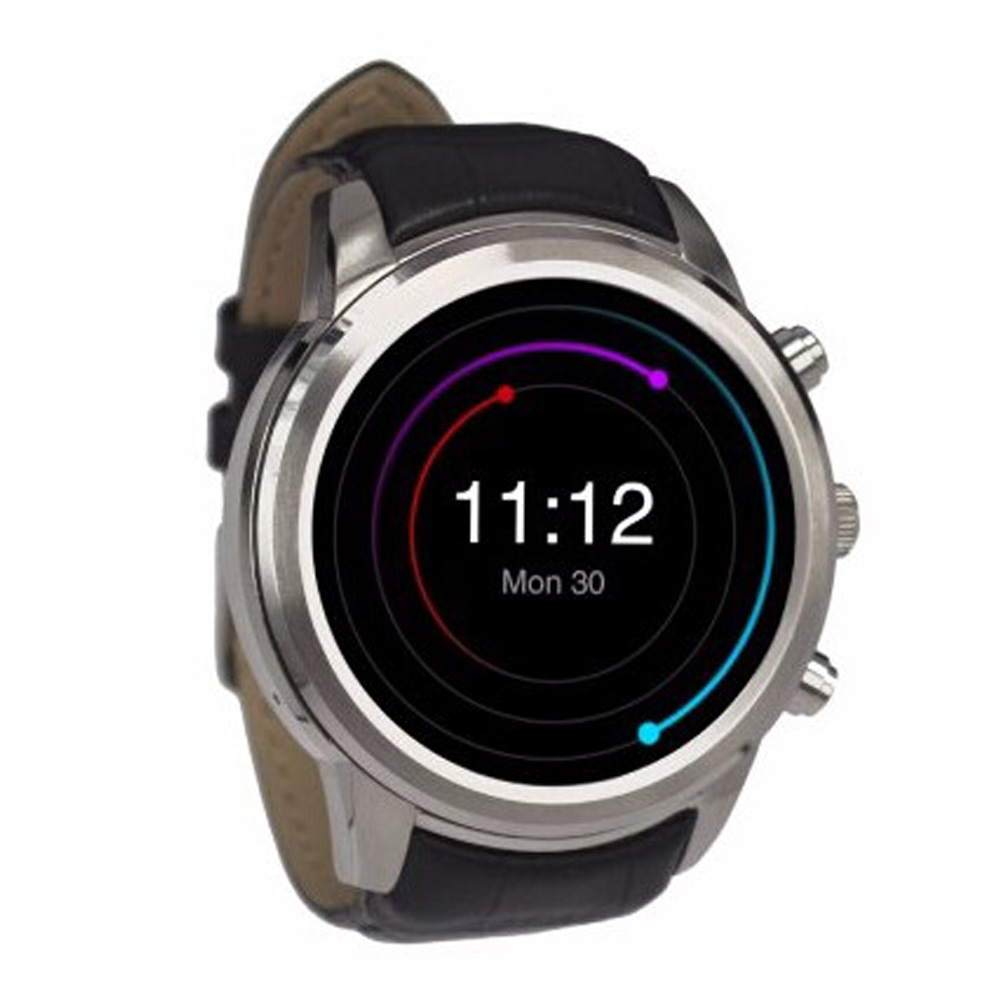 3G Watch Phone Bluetooth Smart Watch Wristwatch with WiFi GPS Heart Rate Monitor SmartWatch for Iphone Xiaomi Huawei HTC