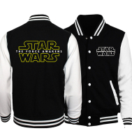 Resident Evil Baseball Men Jacket Hoodies 2017 Spring New Arrival Fashion Star Wars Coat For Men