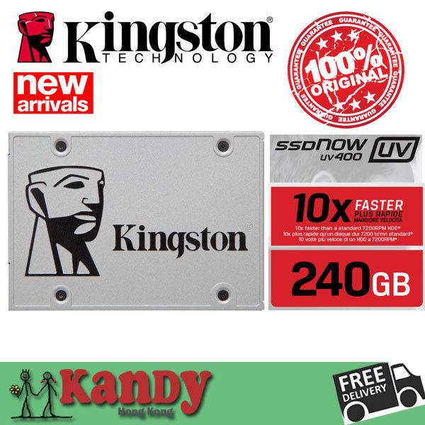 Kingston ssdnow uv400 240 gb 256g hdd sata ssdnow 550mbs hhd disco rígido externo flash drive hd externo para laptop notebook portátil