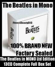 Freies Verschiffen neue die Beatles in Mono 13 CD Voll Box Set Limited Edition Fabrik versiegelt