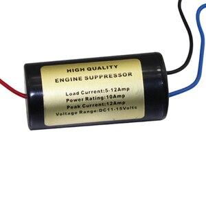 Image 5 - Filtro de Audio y ruido para SUV automático, 12V de potencia, 12 amperios de CC, instalación estéreo de motor para vino, 6x36mm, 2019