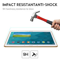 Tempered Glass Screen Protector For Samsung Galaxy Tab S T800 T805 10 5 Tablet Film Clear