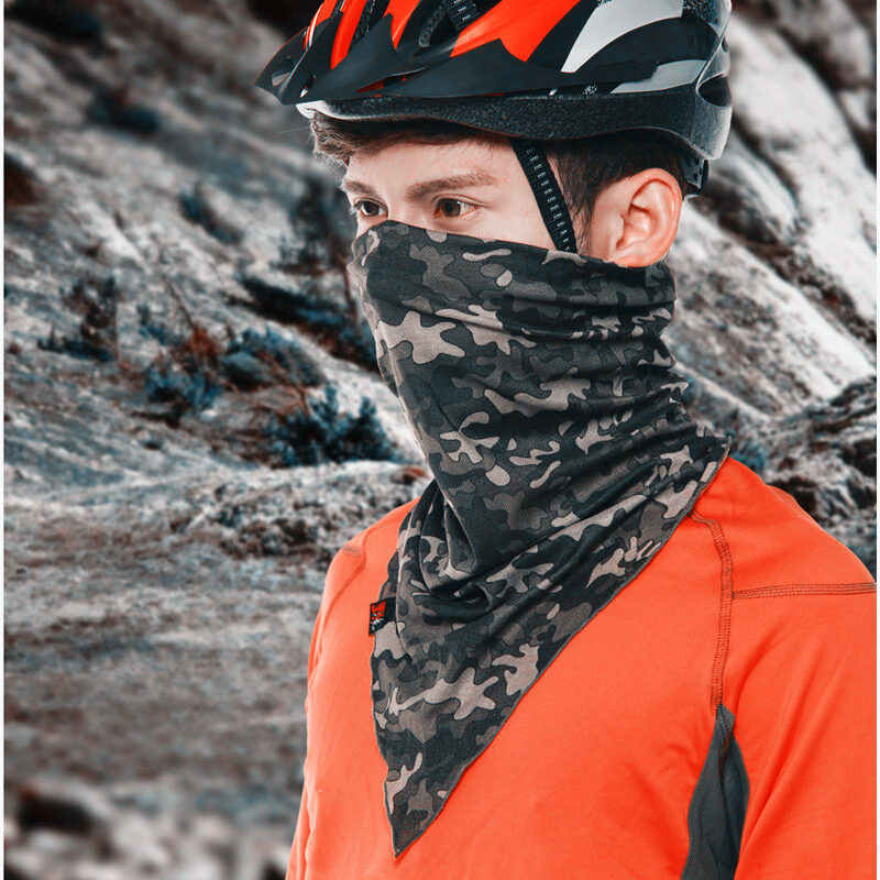 Outdoor Sport Skull Magic Scarf Multi Use Female Male Headwear Cycling Bandana Bike Bicycle Cycling Face Mask Shield High-Jump
